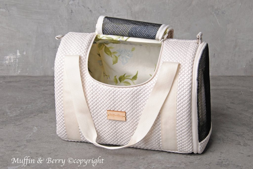 20+ Discreet Dog Purse Carrier Options For Stylish Pups - feat. Muffin and Berry (Etsy) 'Sophie' Pet Carrier