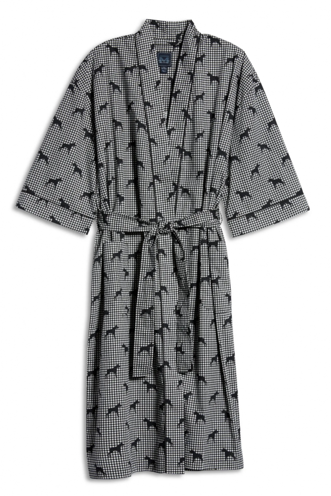 Majestic International 'Too Dog Tired' Robe (Nordstrom)
