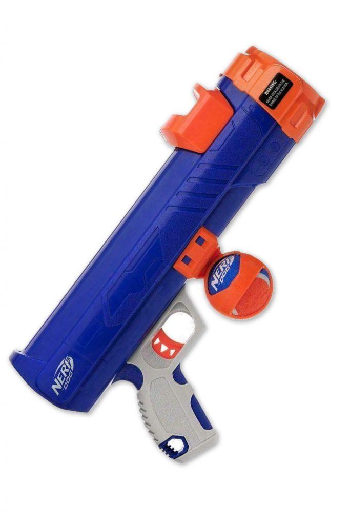 Nerf Dog Tennis Ball Blaster Toy (Amazon)