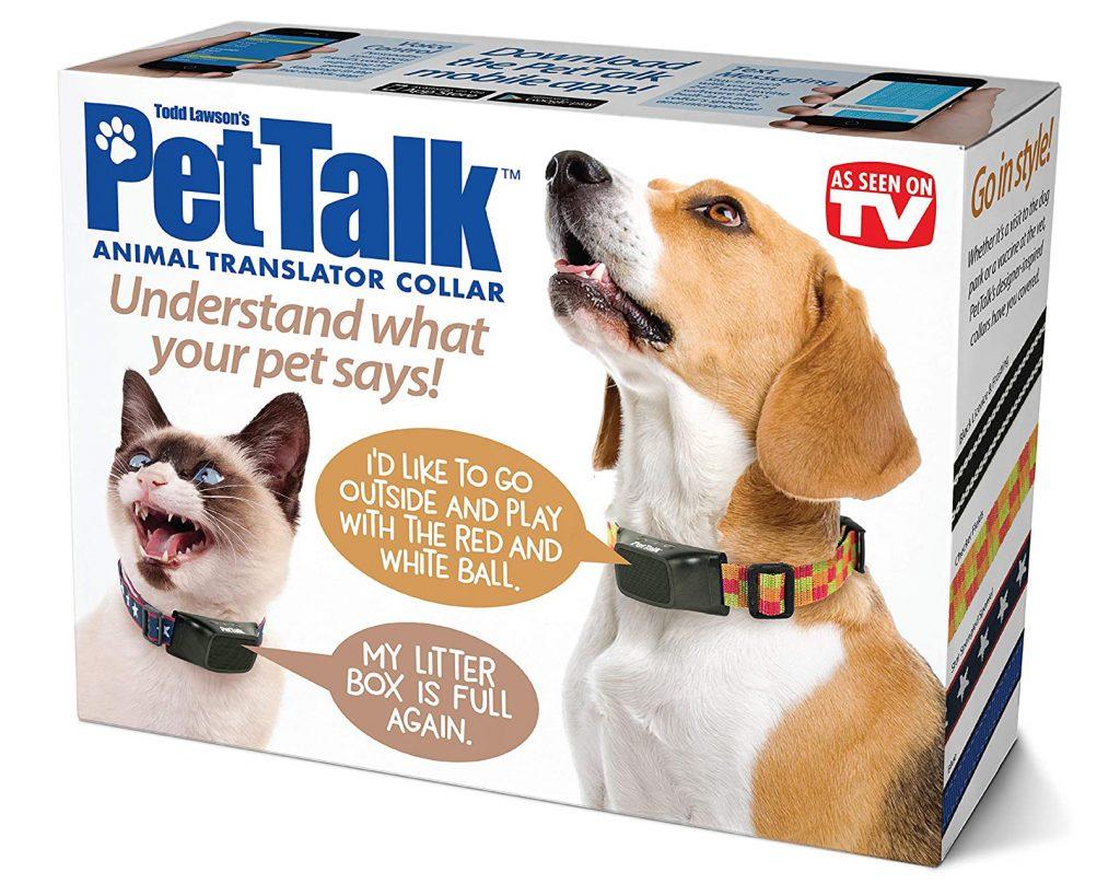 'PetTalk' Joke Gift Box (Amazon)