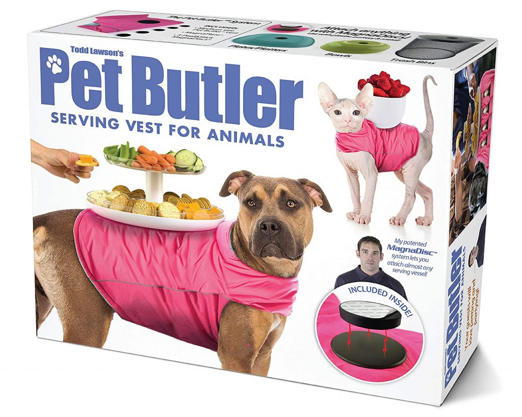 'PetButler' Prank Gift Box (Amazon)