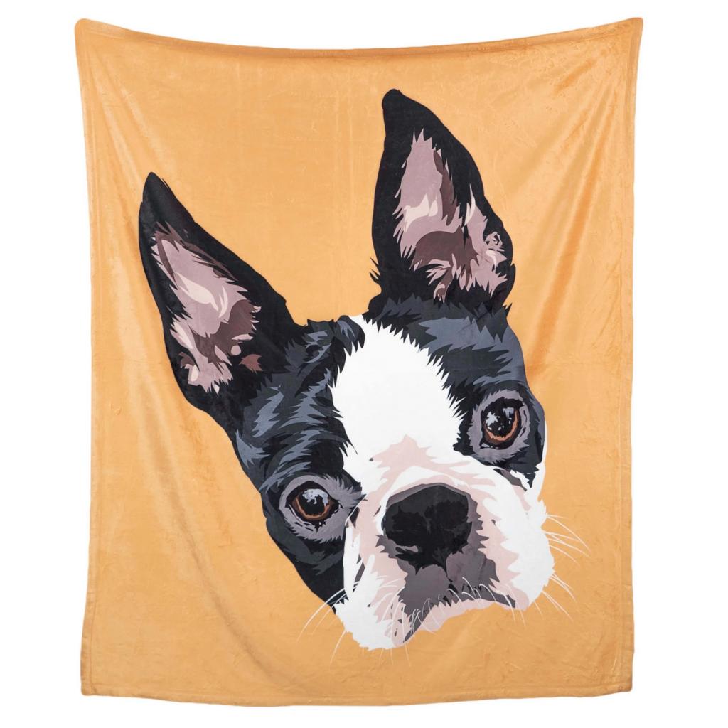 Customizable Pet Blanket (Lovimals)