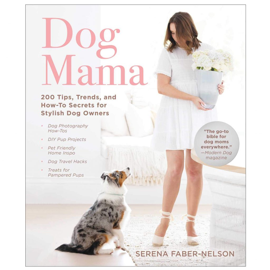 'Dog Mama' Book by Serena Faber-Nelson (Amazon)