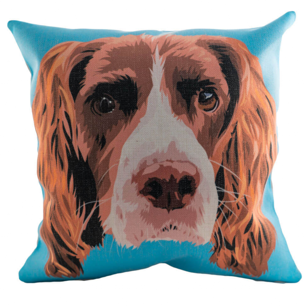 Personalized Pet Face Pillow Cover (Lovimals)