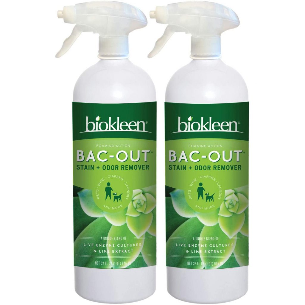 Biokleen Bac-Out Enzyme Stain & Odor Remover