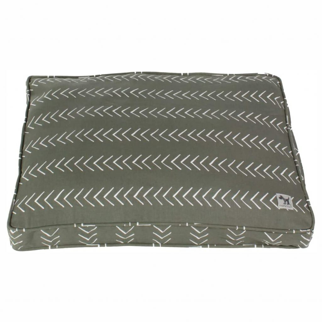 Molly Mutt Sheepy Wool-Filled Crate Pad, Eco-Friendly Products for Dogs
