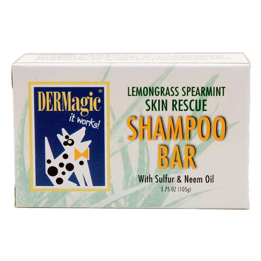 Dermagic Organic Shampoo Bar for Dogs