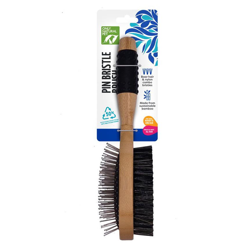Only Natural Pet Pin Bristle Brush