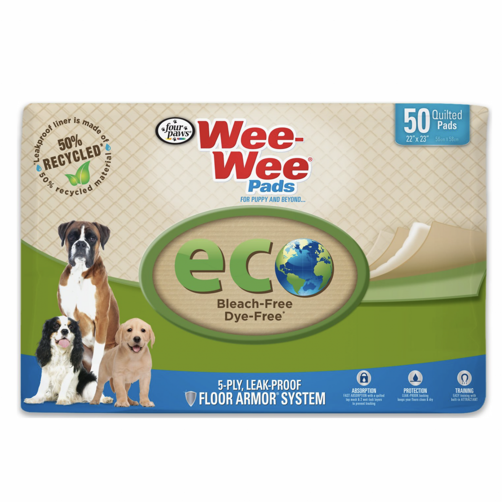 Wee-Wee Eco-Friendly Dog Training Pads