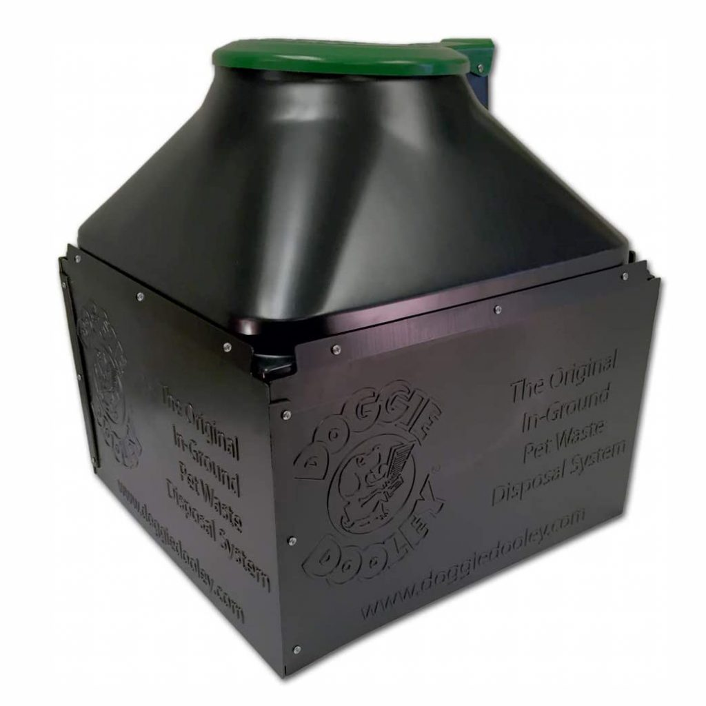 Doggie Dooley In-Ground Dog Waste Disposal System, Eco-Friendly Products for Dogs