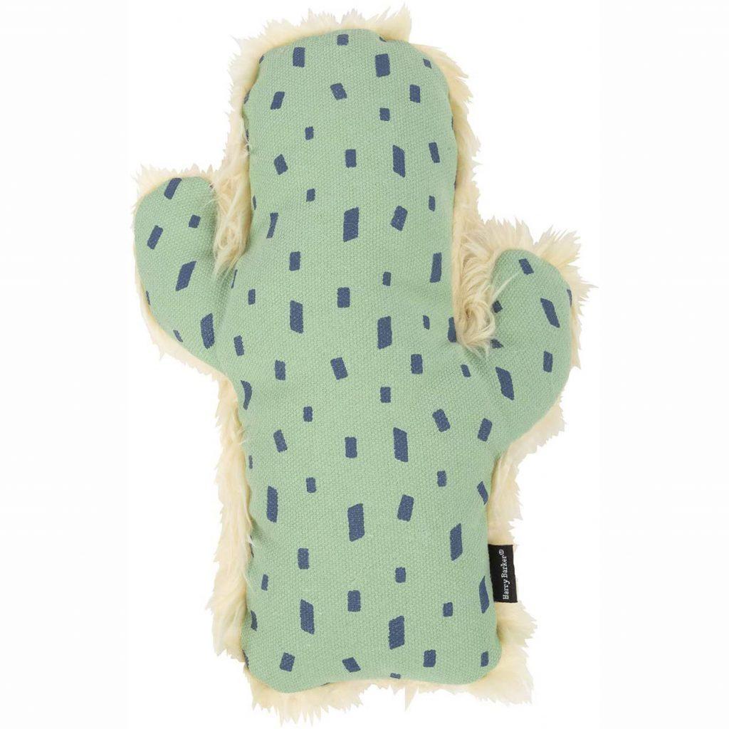 Harry Barker Plush Cactus Dog Toy