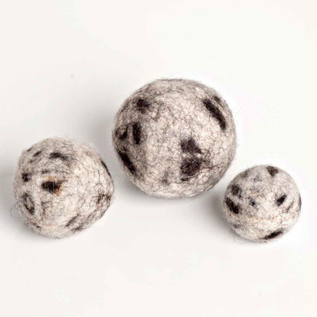 PurrfectPlay Wool Balls for Dogs, Eco-Friendly Products for Dogs