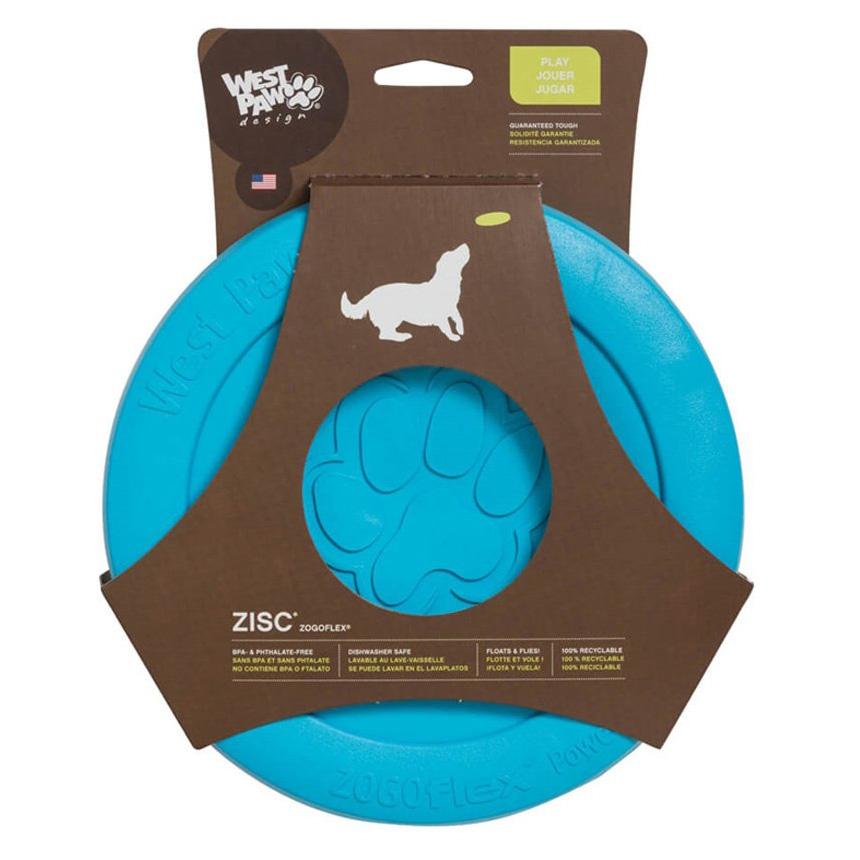 WestPaw Zogoflex Zisc Dog Toy