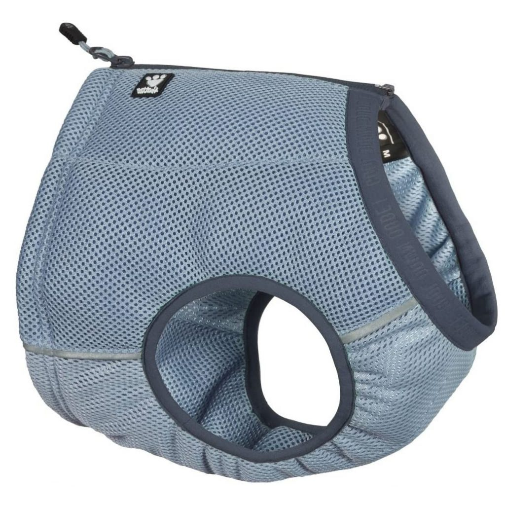 10 Best Cooling Vests for Dogs feat. HURTTA Cooling Dog Vest via Amazon