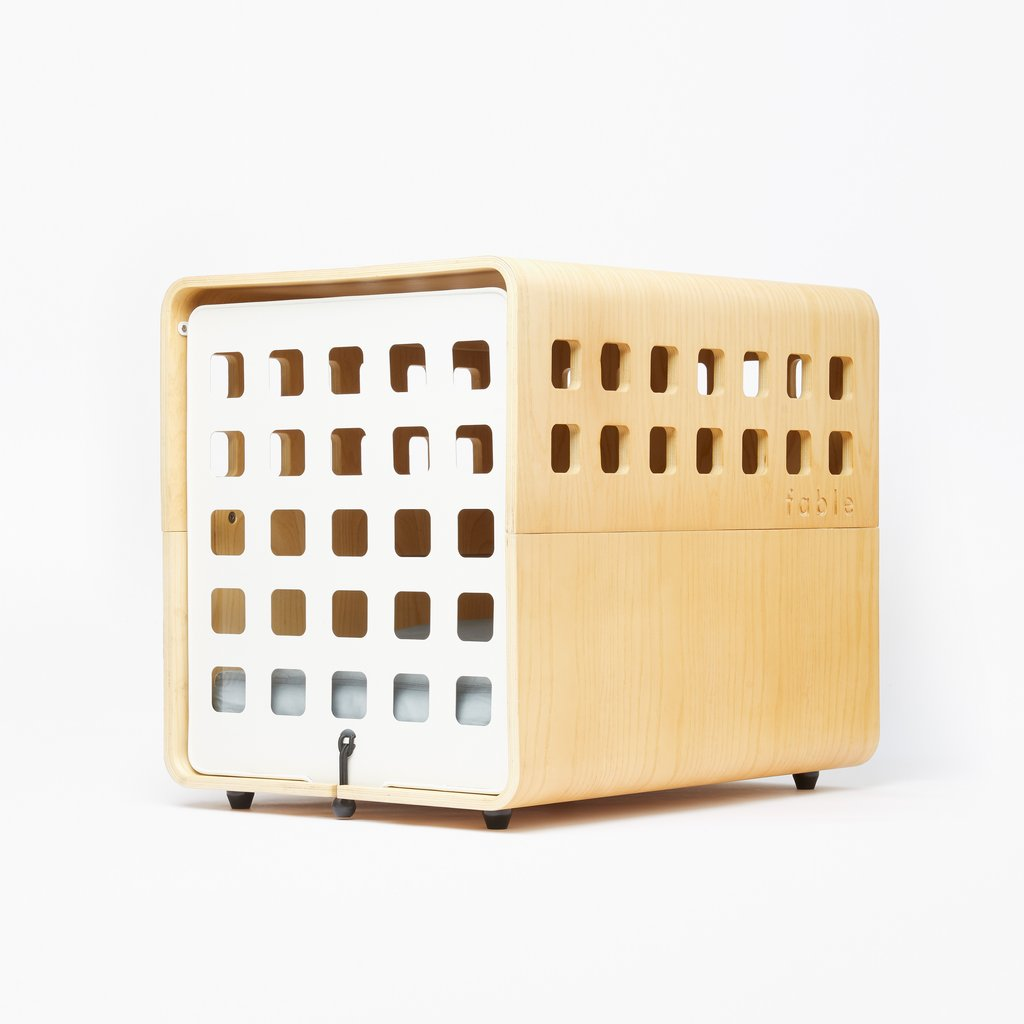 Fable Pets Dog Crate via Fable Pets