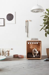 20+ Attractive Dog Crate Options for Modern Pups - feat. Fable Pets Dog Crate via Fable Pets