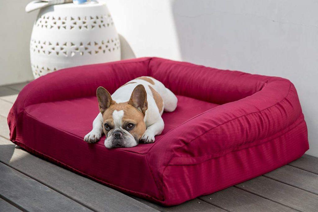 K9 BALLISTICS TOUGH ORTHOPEDIC BOLSTER DOG BED