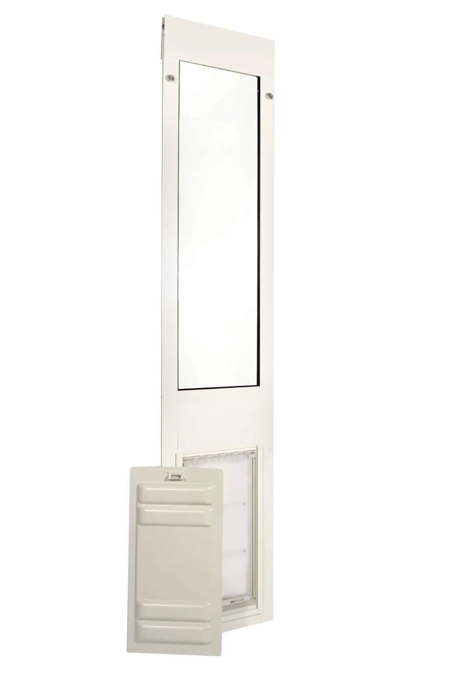 ENDURA FLAP Aluminium Pet Patio Door