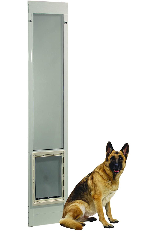 IDEAL PET PRODUCTS Aluminum Pet Patio Door