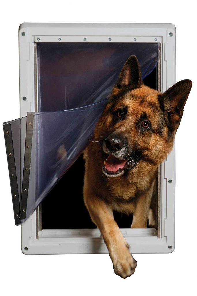 IDEAL PET PRODUCTS Ruff-Weather Pet Door