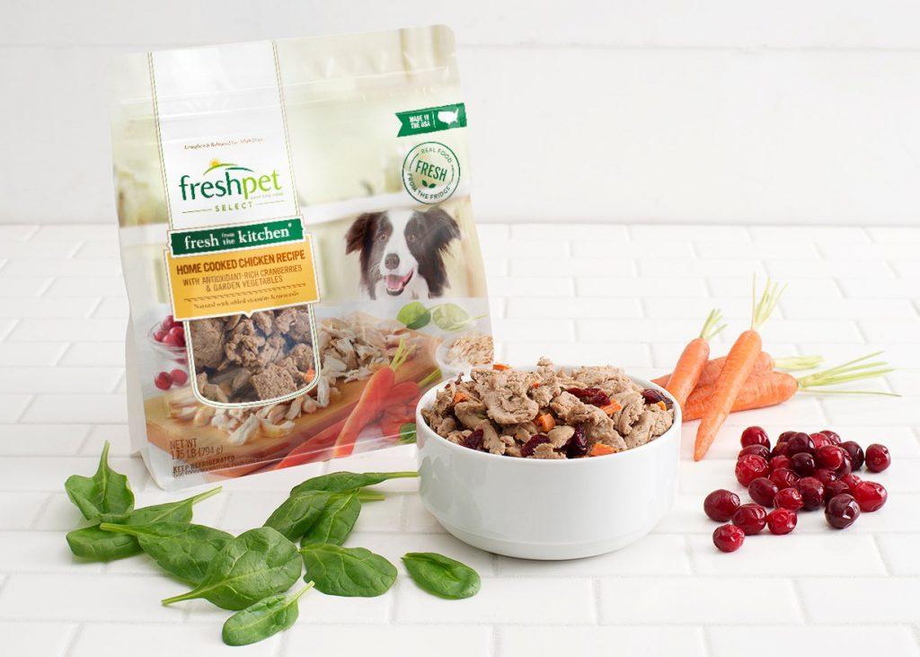 FreshPet Food For Dogs. Image via Fresh Pet.