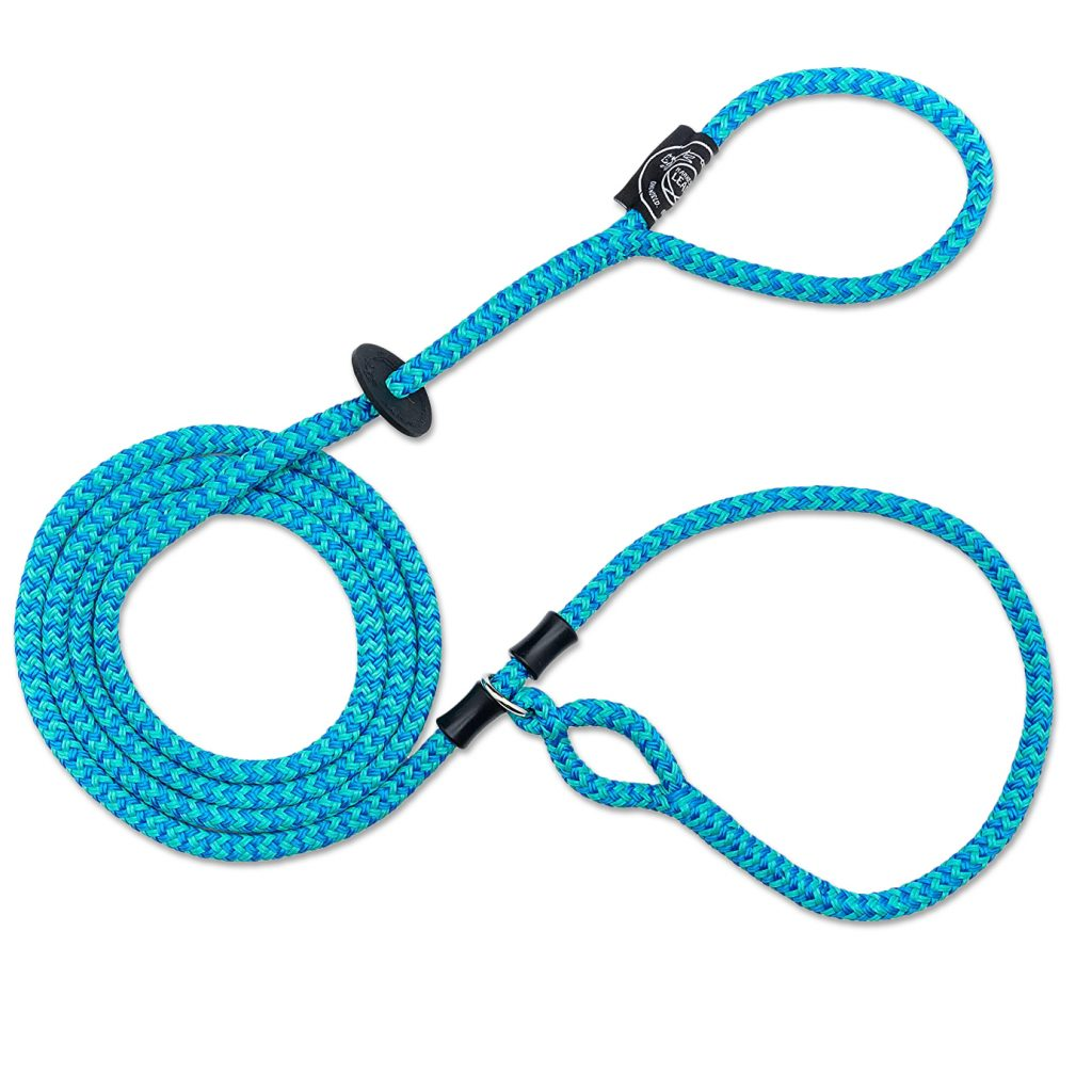 6 Best Dog Leashes for Pullers feat. the HARNESS LEAD Escape Resistant Leash via Amazon