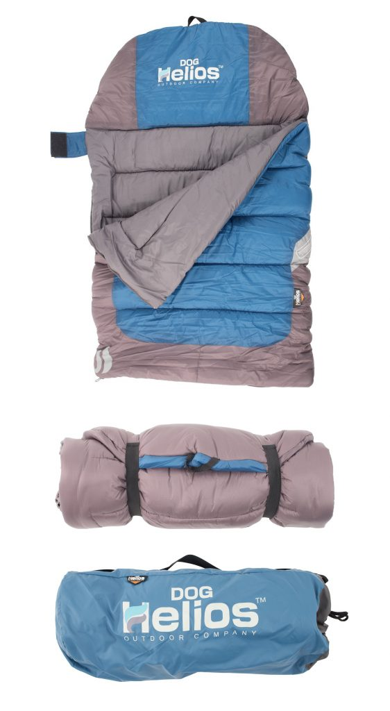 DOG HELIOS Trail-Barker Travel Dog Bed via Chewy